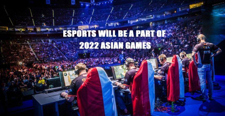 بازی های آسیایی 2022